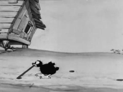 Dessins animés : Woody Goguenarde (Silly Symphonies)