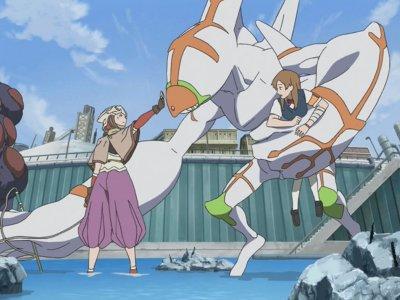 Dessins animés : Xam'd : Lost Memories (Bōnen no Xamdou)