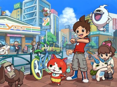 Dessins animés : Yo-kai Watch