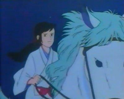 Dessins animés : Yuki le combat des Shoguns