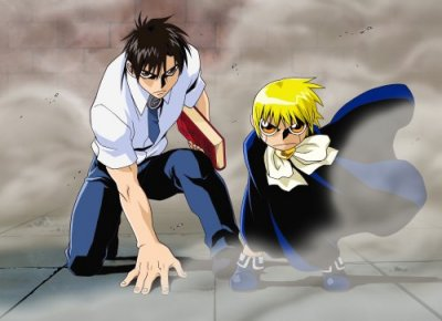 Dessins animés : Zatch Bell