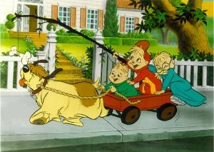 Dessins Animés : Alvin et les Chipmunks