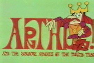 Dessins animés : Le Roi Arthur