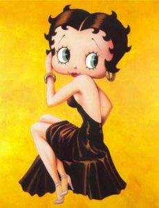 Dessins animés : Betty Boop