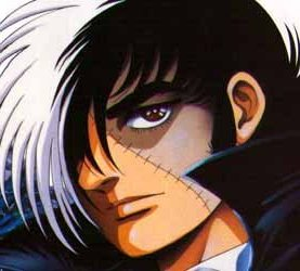 Dessins animés : Black Jack