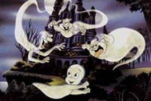 Dessins animés : Casper le fantôme