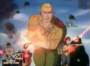 Dessins animés : G.I. Joe