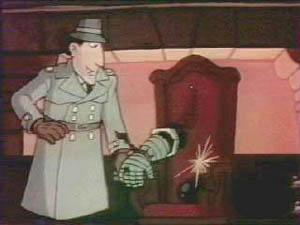Dessins animés : Inspecteur Gadget