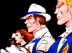 Dessins Animés : Galaxy Rangers