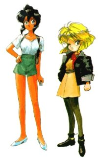 Dessins animés : Gunsmith Cats