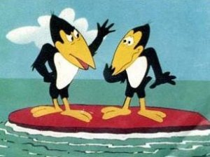 Dessins Animés : Heckle & Jeckle