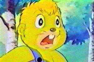 Dessins animés : Le Petit Castor