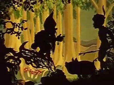 Dessins animés : Les Contes de Grimm