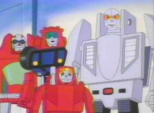 Dessins animés : Le défi des Gobots (Challenge of the GoBots)