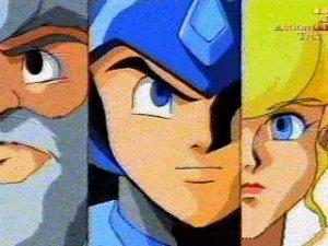 Dessins Animés : Megaman