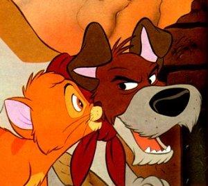 Dessins animés : Oliver et Compagnie (Walt Disney)