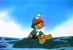 Dessins animés : Pinocchio (Pikorīno no Bōken)