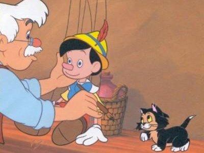 Dessins animés : Pinocchio (Walt Disney)