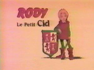 Dessins animés : Rody le petit Cid (Ruy, el pequeño Cid)