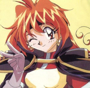 Dessins animés : Slayers