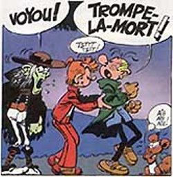 Dessins animés : Spirou et Fantasio