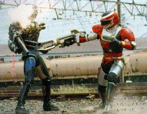 Dessins Animés : Winspector Police Spéciale (Tokkei Uinsupekutā)