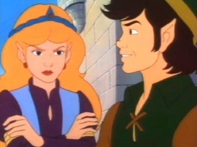 Dessins Animés : Princesse Zelda (The Legend of Zelda)