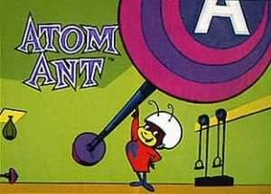 Dessins animés : Atomas