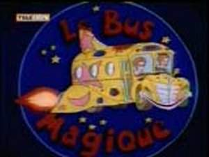 Dessins Animés : Le Bus Magique (The magic school bus)