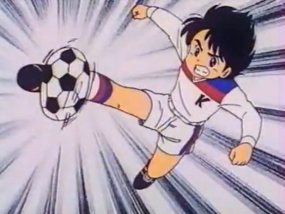 Dessins Animés : But pour Rudy (Gambare kickers)