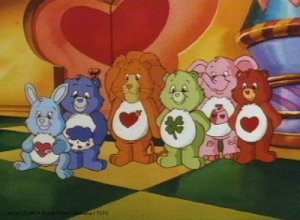 Dessins animés : Les Calinours (The Care Bear Family)