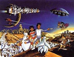 Dessins animés : Il était une fois ... (l'Homme, l'Espace, la Vie, notre Terre)