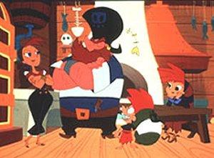Dessins animés : La famille pirate
