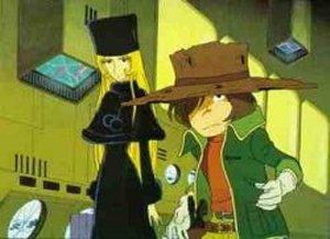 Dessins animés : Galaxy Express 999