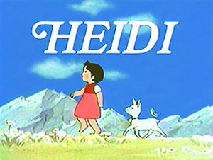 Dessins Animés : Heidi