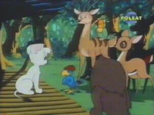 Dessins Animés : Léo, roi de la jungle (Jungle Taitei)