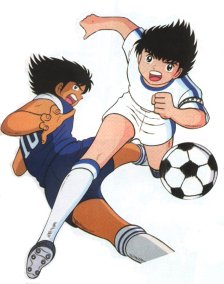 Dessins animés : Olive et Tom (Captain Tsubasa)