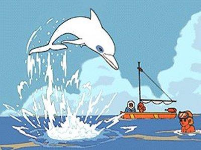 Dessins animés : Oum le dauphin blanc