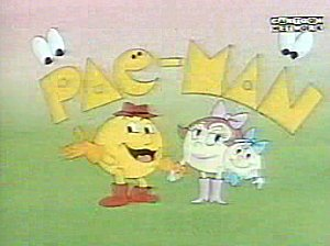 Dessins Animés : Pacman