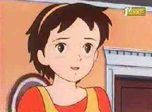 Dessins Animés : Petite bonne femme (Wakakusa Monogatari Nan to Jō Sensei)