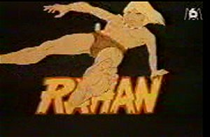 Rahan, fils des Ages Farouches