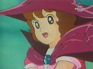 Dessins animés : Sally, la petite sorcière