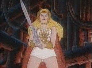 Dessins animés : She-Ra, la princesse du pouvoir