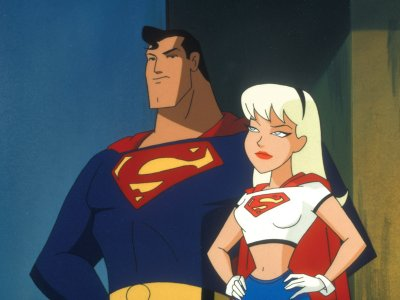 Dessins Animés : Superman, l'Ange de Metropolis (Superman: The Animated Series)
