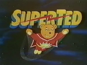 Dessins animés : SuperTed