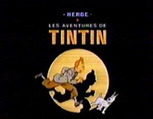 Dessins animés : Tintin et Milou