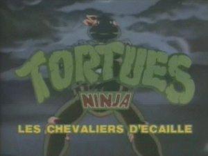 Dessins Animés : Tortues Ninja : Les Chevaliers d'écaille (Teenage Mutant Ninja Turtles)