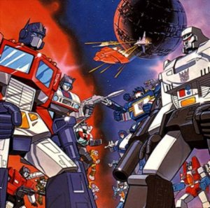 Dessins Animés : Transformers