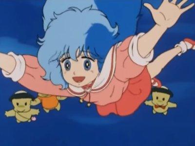 Dessins Animés : Vanessa et la magie des rêves (Mahō no Yōsei Perusha)